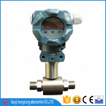 LED 4-20mA differential pressure transmitter