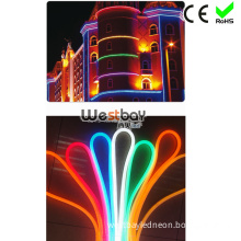Green Blue Red Orange Pink Yellow Warm White LED Neon Flex for Architecture Lights