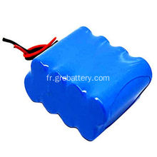18650 14.8V 4400mAh batterie Rechargeable Lithium-Ion