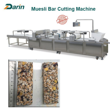 Chewy Muesli Bar snijmachine
