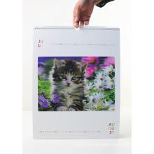 Newest Cheapest 3D Lenticular Calendar