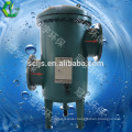 steel cartridge automatic backwash filter