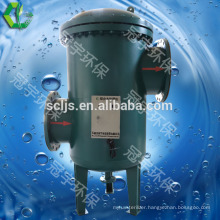 VRV cooling water comprehensive hydrotreater