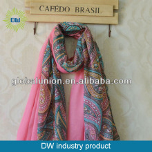Latest design print tribal scarf