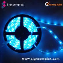China Tira flexible SMD5050 de la PU 12/24 V RGBW del pegamento de la PU