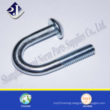 Nonstandard U Bolt with Zinc Plated