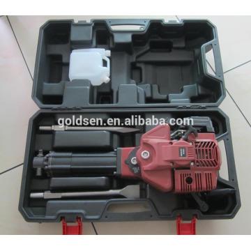 1700w 2.4HP 52cc Professional Portable Mini Petrol Jackhammer