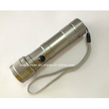 CREE XPE 3W Aluminum LED Torch (FH-L1511)