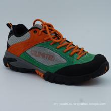 De Buena Calidad Hombres Trekking Zapatos al aire libre de senderismo con zapatos impermeables