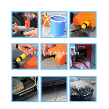 TS-1688 (105) Lave-auto Jauge de pression des pneus Pompe à air 3 en 1 électrique 12V (certificat CE)