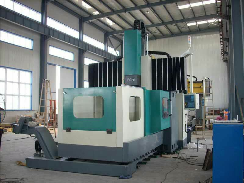 3-Axis CNC gantry milling machine