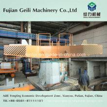 Torreta de caldeira para processo de fundição