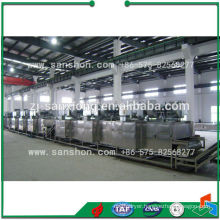 Belt Ginger Drying Machine