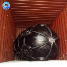 Amortisseur en caoutchouc de protection de navire d'amarrage gonflable