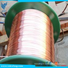 Cuivre en acier inoxydable ASTM 304 Coated Prix par mètre avec échantillon gratuit