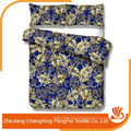 New design bed sheet bedding set textile fabric for sale