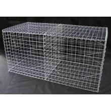 Caja de gaviones soldada en fábrica
