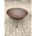 Europen Steel Fire Pit