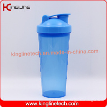 700ml new design plastic protein shaker bottle with filter(KL7020B)