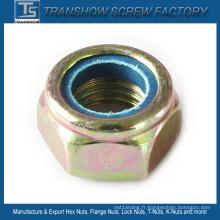 Classe 04, Grade 05 ISO Nylon Lock Nut