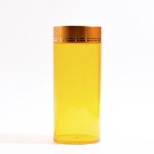 400ml Plastic Cylinder Jar for Healthcare Products (EF-J210400)