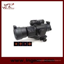 M2 Tipo punto rojo alcance de visión con retícula Multi 4
