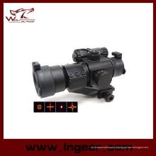 M2 Âmbito da vista tipo ponto vermelho com 4 Multi retículo