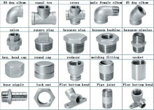 ISO and CE certificate stainless steel type of pipe joint