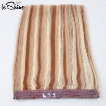 Charming P4 # 27 # 613 Farbe 2016 Neue Populäre Produkte Klavier Farbe Doppel Gezeichnete Menschliche Halo Haar