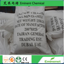 Granular Anhydrous Calcium Chloride (CaCl2) with Good Price