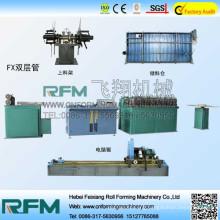 FX optimum quality aluminium weld steel pipe forming machine
