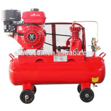 gasoline air compressor /portable car air compressor RSJBG-0.126/8