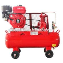 Бензиновый воздушный компрессор /портативный автомобильный воздушный компрессор RSJBG-0.126/8