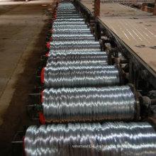 Cable de hierro galvanizado eléctrico de 0.1mm-6mm Fabricante