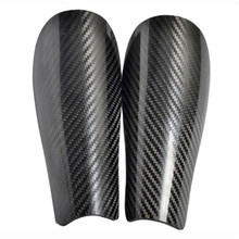 New design durable carbon shin guards