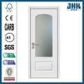 JHK Decorative Glass French Room Door