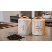 Regalo de goma y Candy Canister Jar / Seal Tea Pot