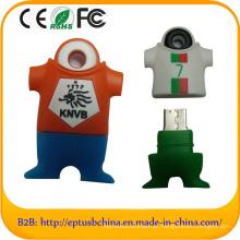 A Copa do Mundo Jersey USB Flash Drive para Presentes (EG053)