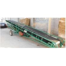 Rubber Inclined Belt Conveyor for Grain