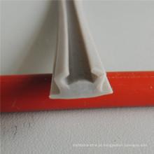 Tiras de selagem de borracha de silicone resistentes ao calor OEM para porta