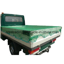 100% Polypropylene Colored Trailer Net/Trailer Netz