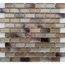 Broken Edge Latest New Design Glass Mosaic (CFC619)