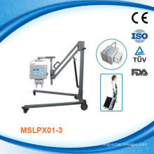 MSLPX01W Medical 4kw Röntgen-Radiographie-Maschine Röntgenröhre in Röntgen-Klinik und ER verwendet