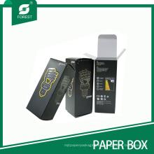 Caja de empaquetado de Foldble del cartón del bulbo de la Caliente-Venta