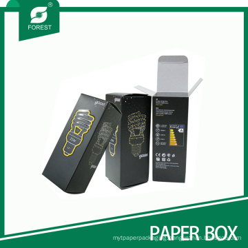 Hot-Sale Bulb Paperboard Foldble Packaging Box