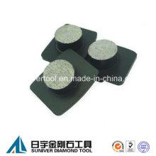 Redi-Lock Concrete Grinding Pad/Diamond Metal Grinding Disc