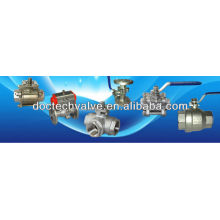 Flange End Foot Valve
