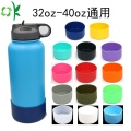 Colorful Bottle Sleeve Silicone Protective Boot Cover