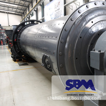 Low Energy and Good Prices Consumption Quartz Ball Mill Machinery for Sale