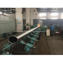 Tubo de acero sin soldadura al carbono laminado en caliente A106B A53